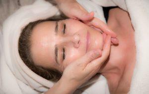 Drenaż limfatyczny twarzy