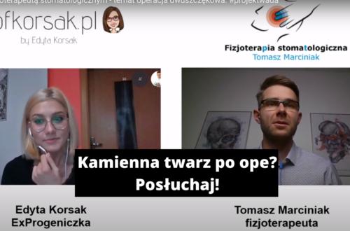 Wszystko co musisz wiedzieć o fizjoterapii szczęki - pigułka wiedzy od Tomasza Marciniaka